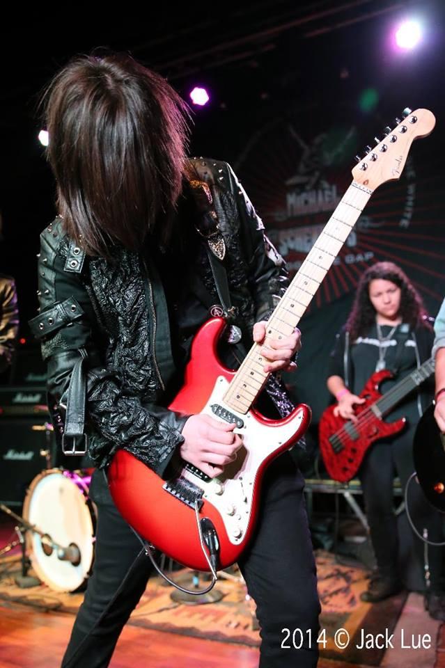 Lead Guitarist Inland Empire Los Angeles Southern California